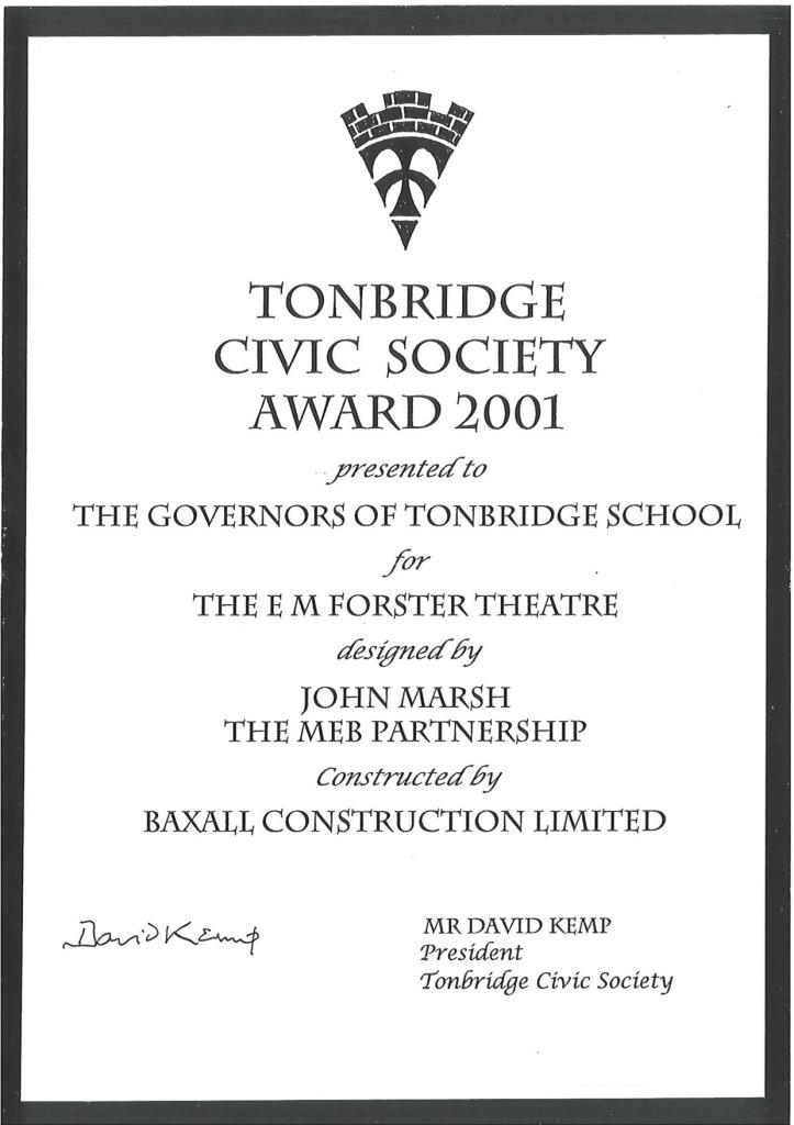 Tonbridge Civic copy