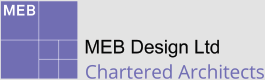 MEB Design Ltd. Logo